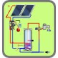 Kits Chauffe eau solaire - Chauffage solaire de l'eau