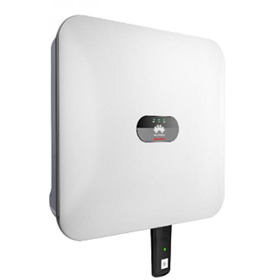Onduleur Sun 2000 - 4 KTL M0 (4,4 KW Tri-2 MPPT) - Communication intégrée
