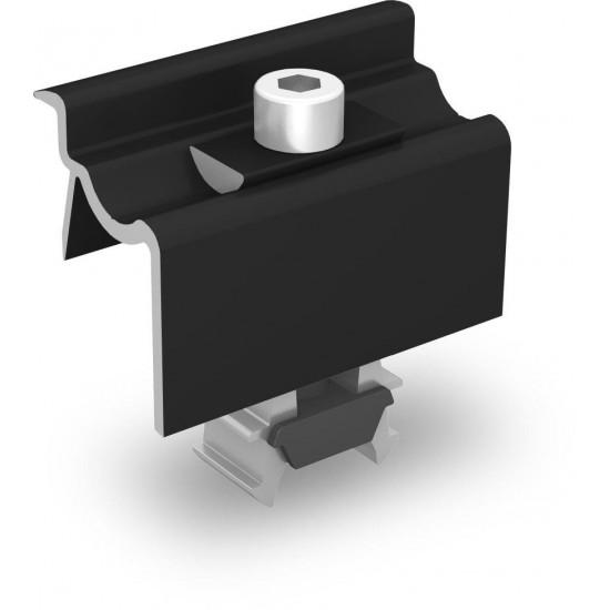 Kit Etrier Final K2 Noir universel 32-42 mm
