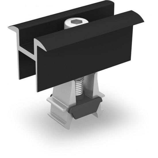 Kit Etrier Intermédiaire K2 Noir universel 32-42 mm